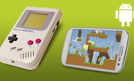 Apps para Android emuladores de consolas de juego