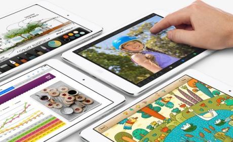 Samsung podría suministrar las pantallas del iPad Mini Retina a Apple
