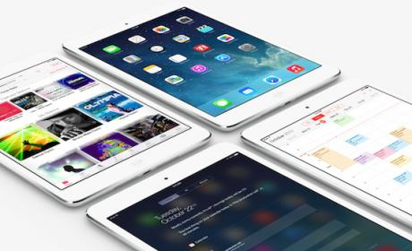 Apple trabaja duro en producción del iPad mini 2