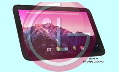Nuevas imágenes de la tablet Nexus 10, podría salir a la venta el 22 de noviembre