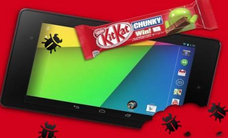Actualización a Android KitKat crea problemas en el Nexus 7