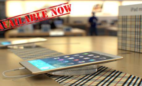 Ya puedes comprarte un iPad mini Retina en la tienda