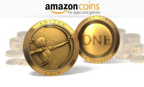Amazon Coin, la moneda virtual de Amazon para comprar apps