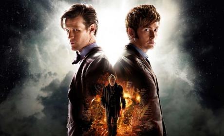 50 Aniversario de Doctor Who: la serie más longeva de la televisión
