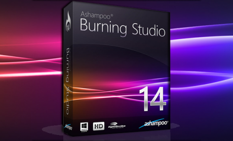 Ashampoo Burning Studio 14,