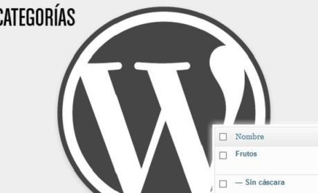 Curso de WordPress: Categorías y etiquetas