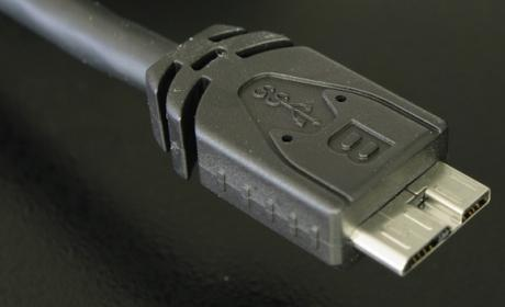 Nuevo USB 3.1 Type-C, más pequeño y reversible, en 2014