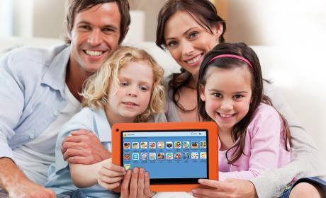 Los mejores tablets para niños
