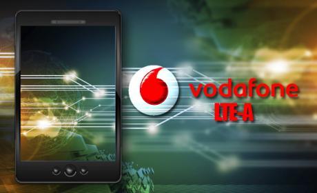 Vodafone está probando LTE Avanzado de hasta 300 Mbps