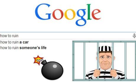 Hombre asegura función Autocompletar de Google arruinó su vida