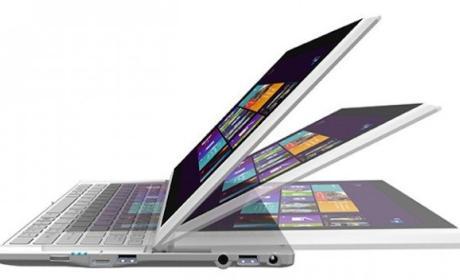 Los mejores portátiles híbridos de 2013