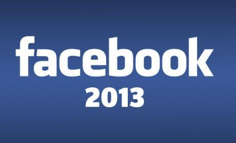 Repaso del año 2013 en Facebook