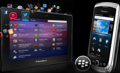 Apps Blackberry