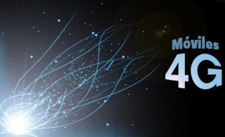 Todos los móviles LTE-4G disponibles en el mercado