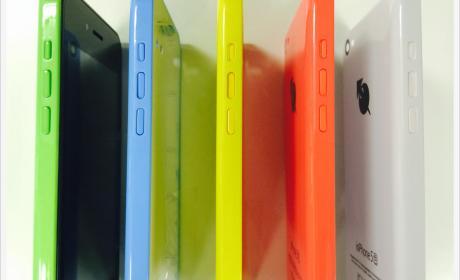 Clon iPhone 5C