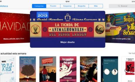 Ya puedes regalar ebooks desde iTunes y iBooks a otro dispositivo Apple