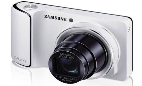 Samsung podría lanzar nueva Galaxy Camera pronto