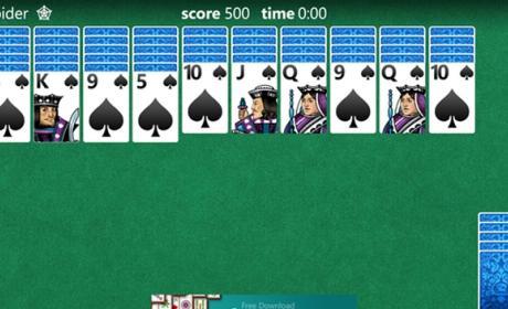 Buscaminas, Solitario y Mahjong, gratis en Windows Phone 8