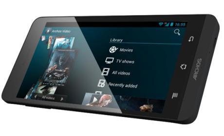 Archos mostrará dos smartphones 4G LTE de bajo coste en CES