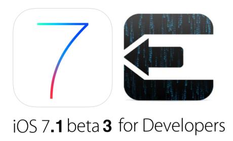 Jailbreak iOS 7.1 Beta 3
