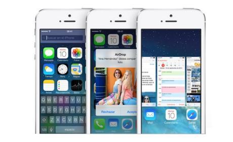 Novedades y corrección de bugs de iOS 7.1 Beta 3