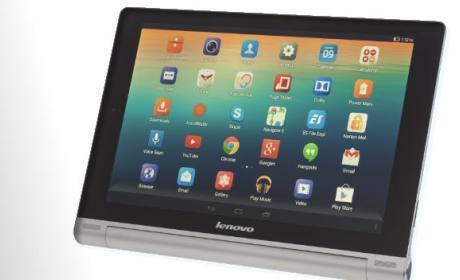 Lenovo Yoga Tablet: análisis, características y precio