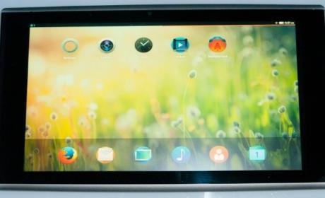 inFocus New Tab F1, la primera tablet con Firefox OS