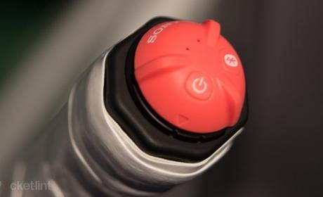 Smart Tennis Sensor, el gadget de Sony que te ayuda a mejorar tu drive