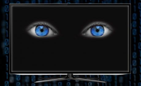 tv datos espionaje