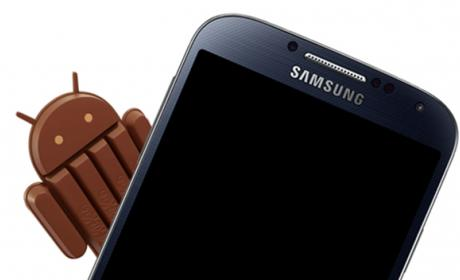 galaxy s3 galaxy note 2 android kitkat
