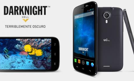wiko smartphone darknight