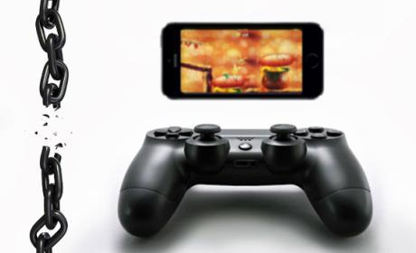 Jailbreak: Usa tu DualShock de PS3 en tu iPhone con iOS 7
