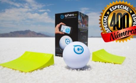 Computer Hoy sortea: cuatro Sphero 2.0