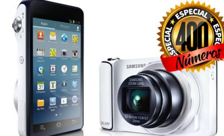Samsung Galaxy Camera 3G sorteo número 400 Computer Hoy