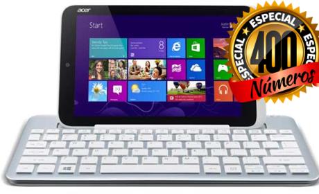 Computer Hoy sortea un tablet Acer Iconia W3 por su número 400