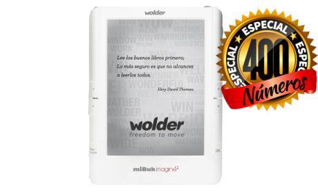 eReader Wolder concurso número 400 Computer Hoy