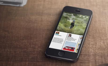 Facebook Paper, el nuevo feeder de noticias para iOS, crea tus propias historias