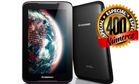 Lenovo IdeaTab A1000 sorteo Computer Hoy número 400