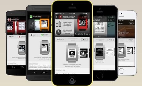 El reloj inteligente Pebble abre su tienda oficial appstore