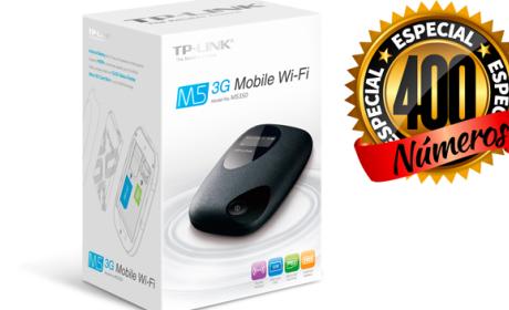 Computer Hoy sortea: Router TP-Link M5350