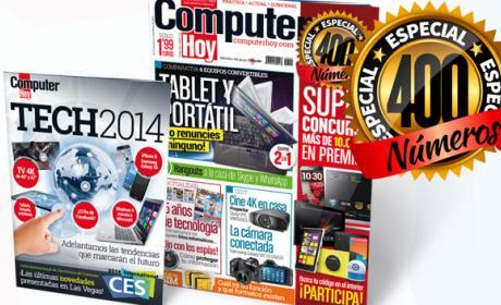 10 suscripciones digitales a la revista