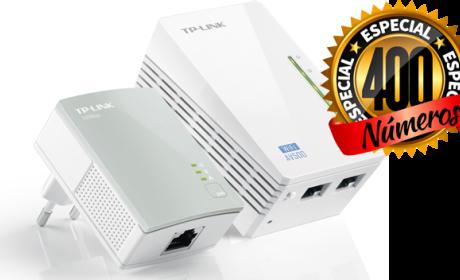 Computer Hoy sortea: TP Link TL-WPA4220 KIT