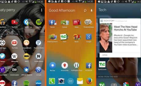 Firefox Launcher, el lanzador para Android de Mozilla, basado en el contexto