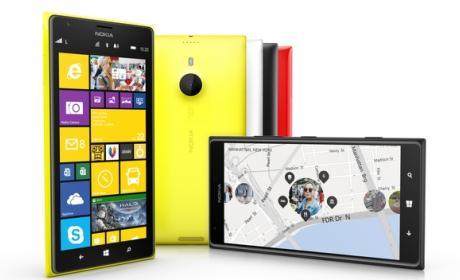 Nokia Lumia 1520 y Nokia Lumia 1320 a la venta en España