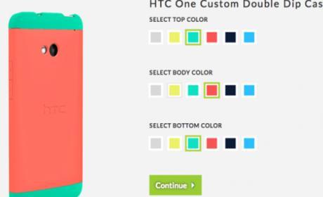 HTC Double Dip