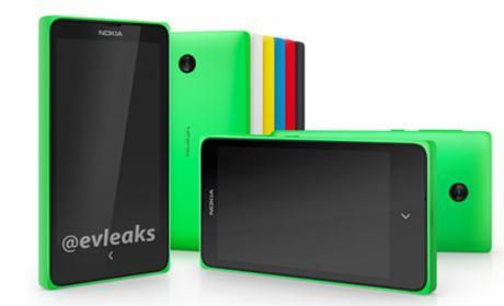 Nokia Normandy o Nokia X
