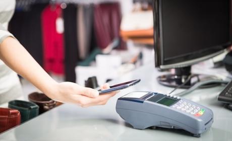 Pagos móviles (Shutterstock)