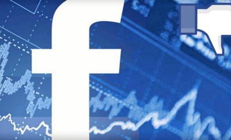 Facebook cae en bolsa tras el anuncio de la compra de WhatsApp