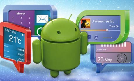 Los mejores widgets para Android
