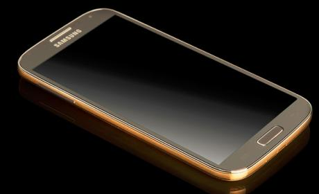 Galaxy S5 color oro